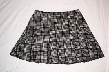 Asos Glenn Plaid Skirt